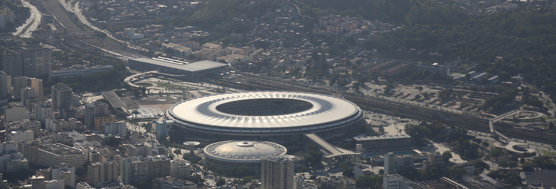 Visita guiada por el estadio Maracaná + Cidade do Samba