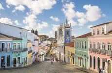 Free tour por Pelourinho y el centro histórico