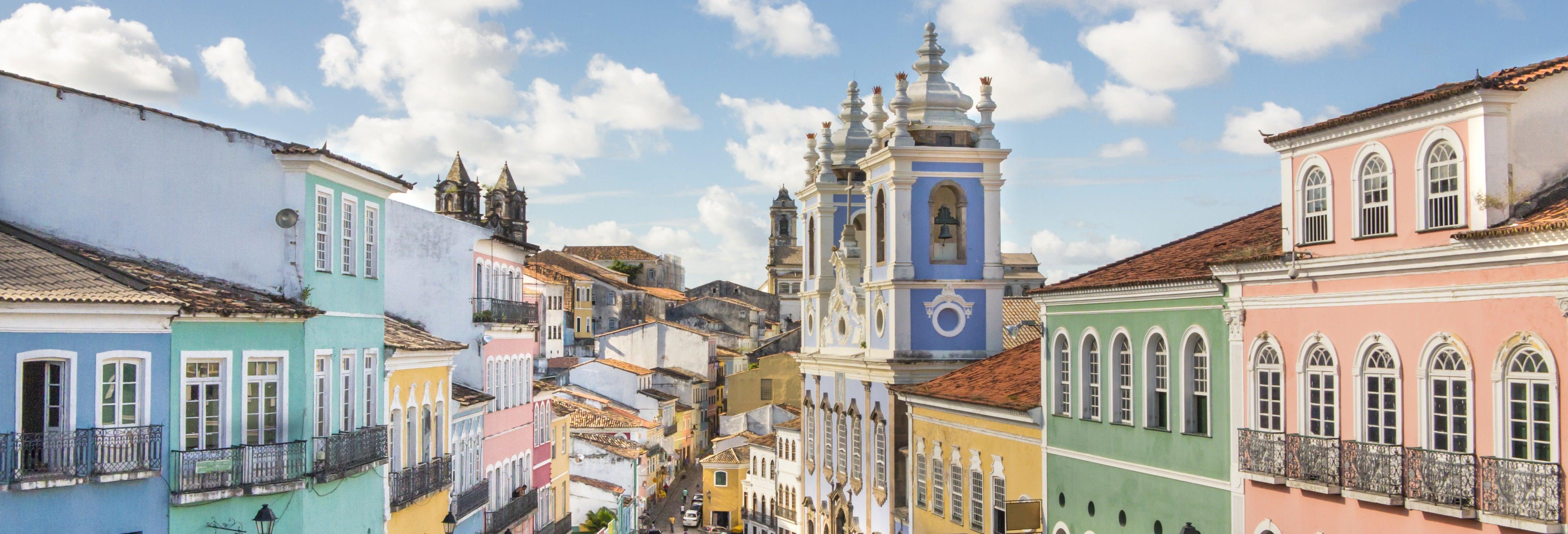 Free tour di Pelourinho e del centro storico