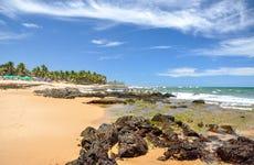 Tour por las playas de Salvador de Bahía