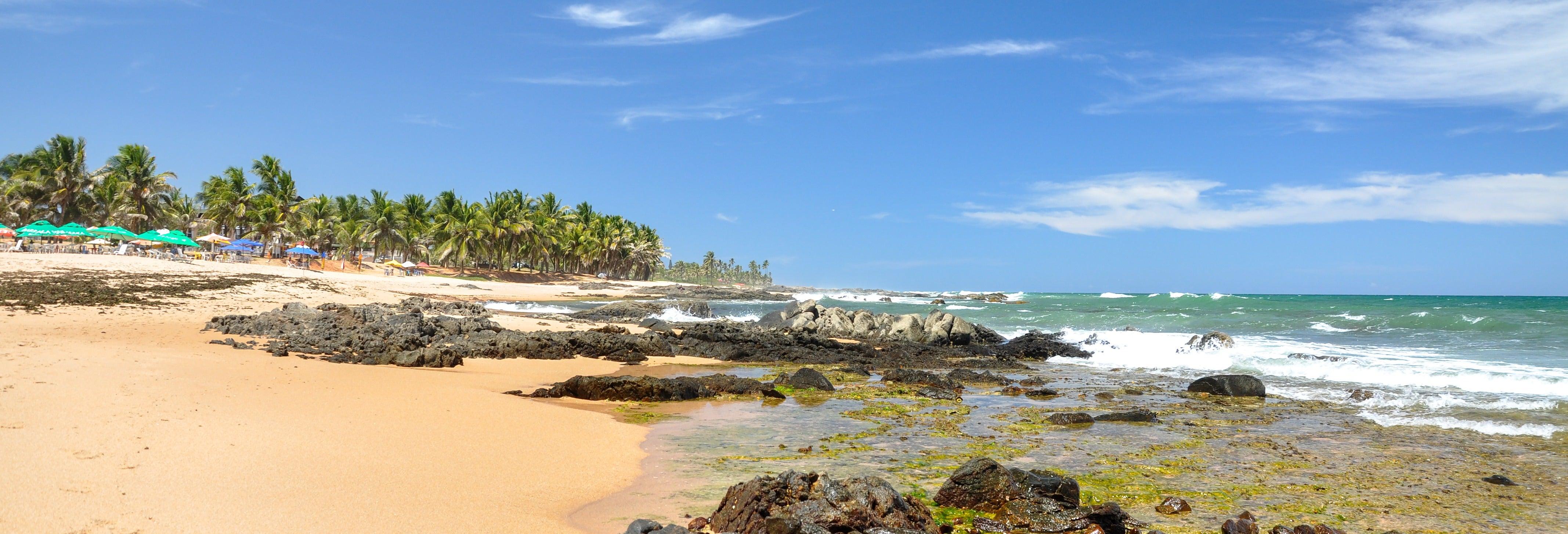 Excursion aux plages de Salvador de Bahia