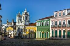 Tour privado por Salvador de Bahía con guía en español