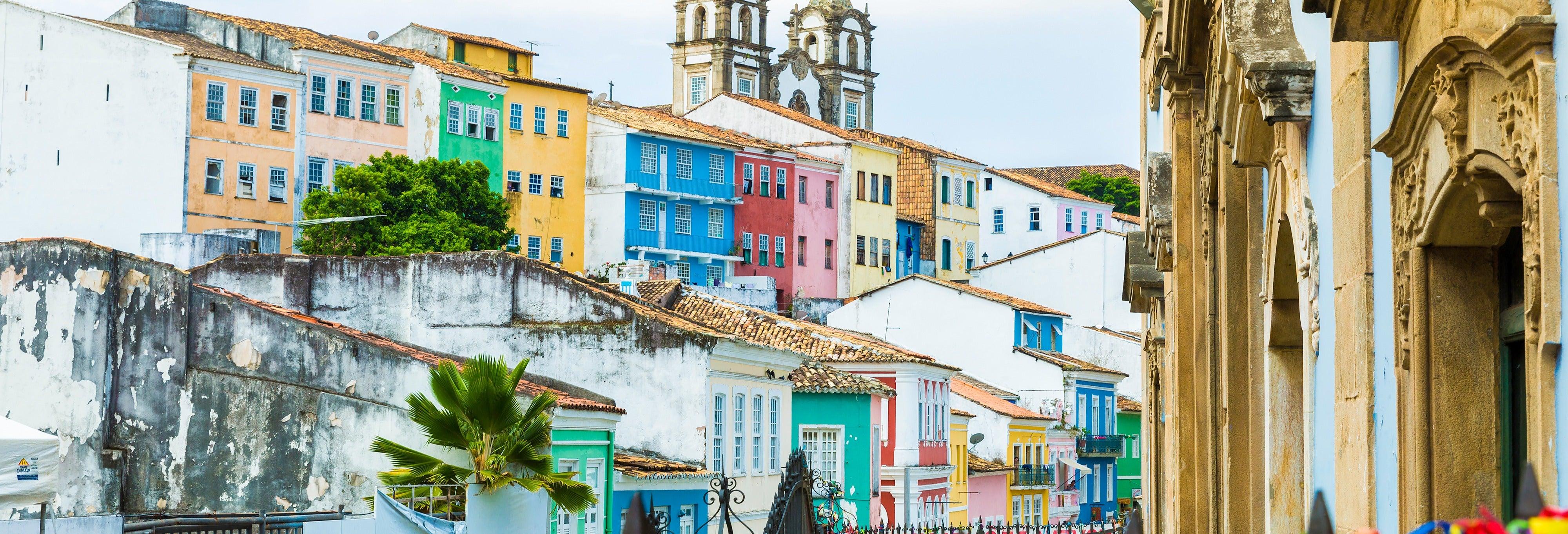 Guided Tour of Salvador