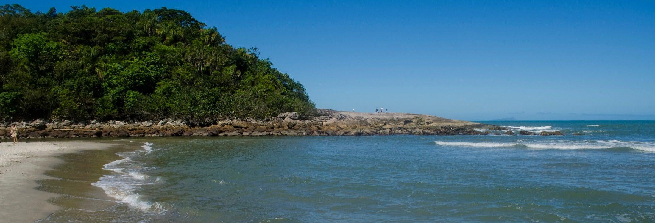 Escursione privata alle spiagge di São Sebastião