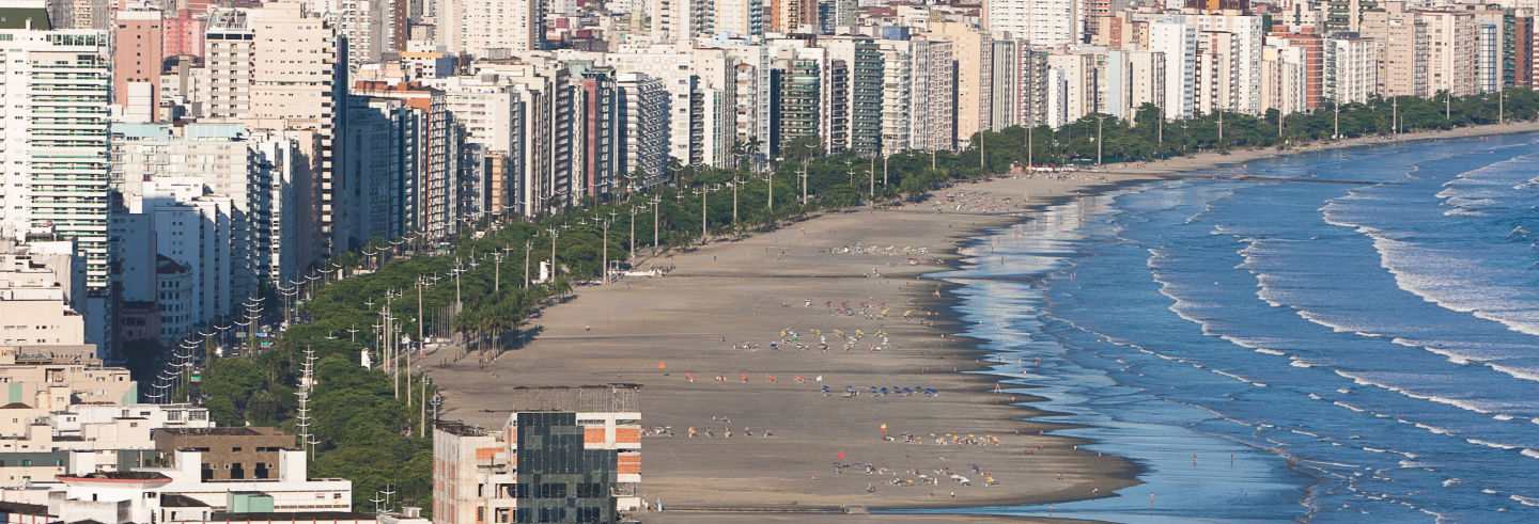 Tour privato di Santos e São Vicente