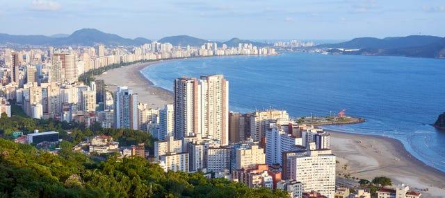 Excursão a Santos, São Vicente e Guarujá