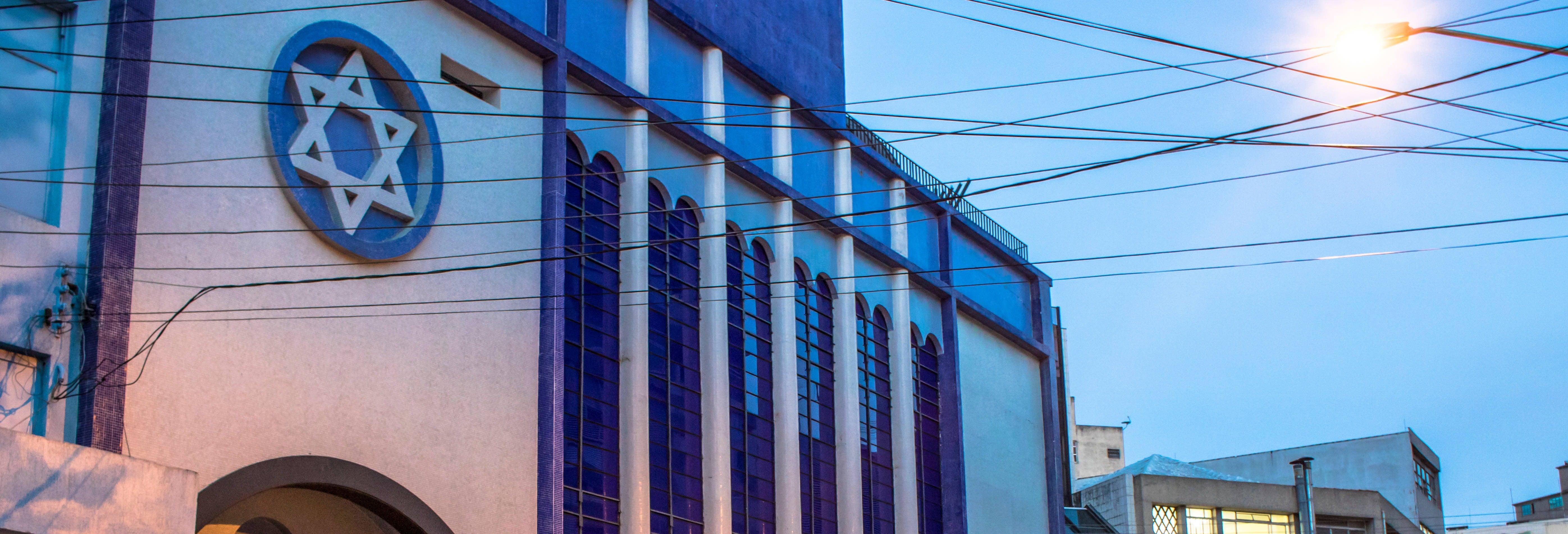 Tour privado de la cultura judía por Sao Paulo