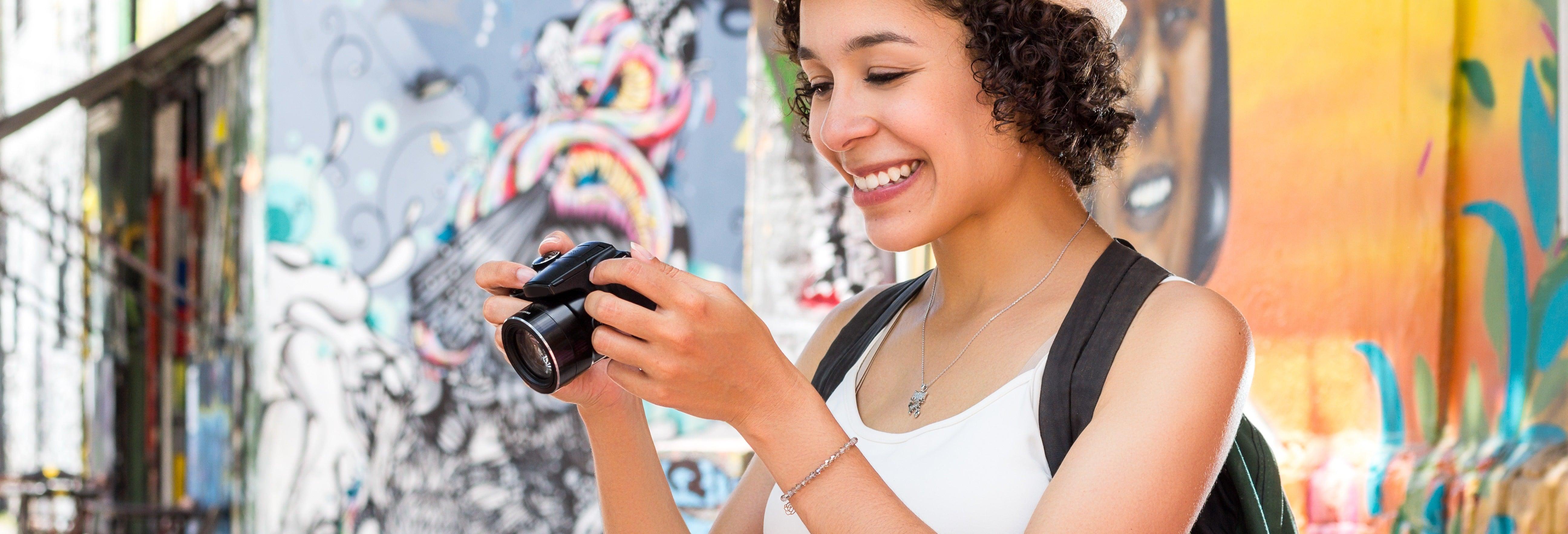 Tour privato dei graffiti di Santana e Vila Madalena