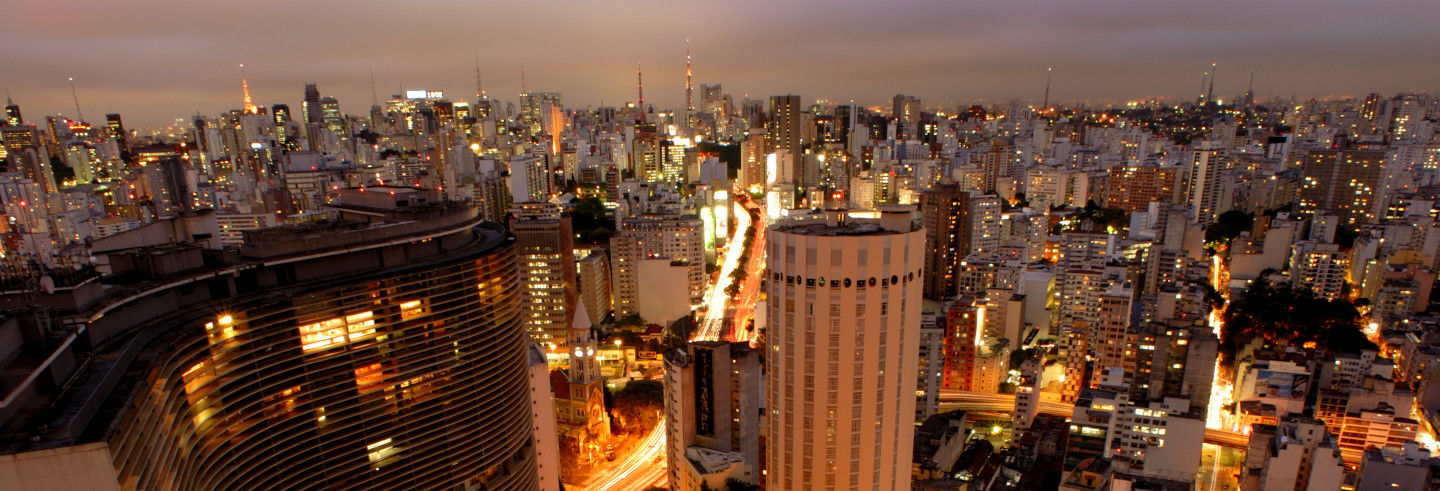 Sao Paulo Night Tour