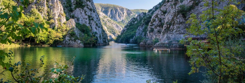 North Macedonia 2 Day Trip