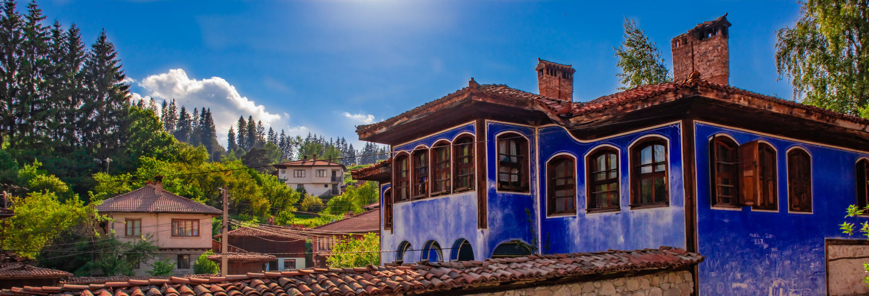 Excursão a Koprivštica e ao mosteiro de Kremikovtsi