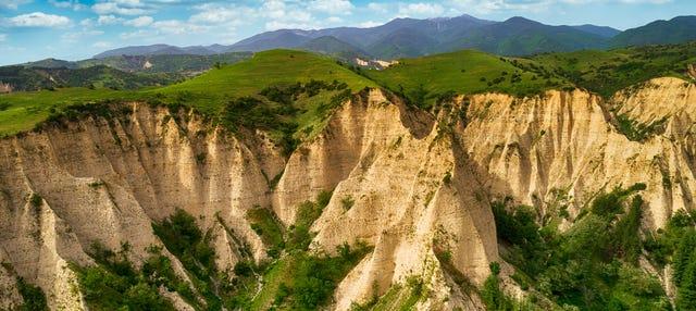 Excursão a Melnik e ao Mosteiro de Rozhen