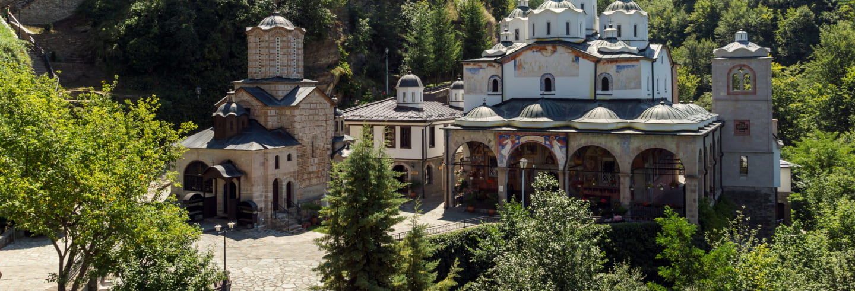 Bulgaria & North Macedonia Monasteries Tour