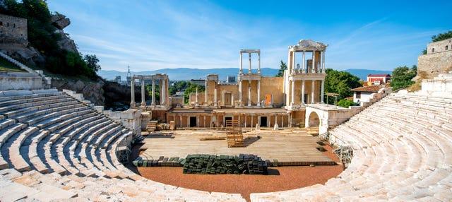 Excursão a Plovdiv