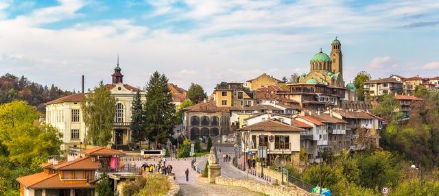 Excursão a Veliko Tarnovo e Arbanasi