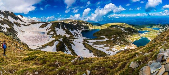 Randonnée aux sept lacs de Rila
