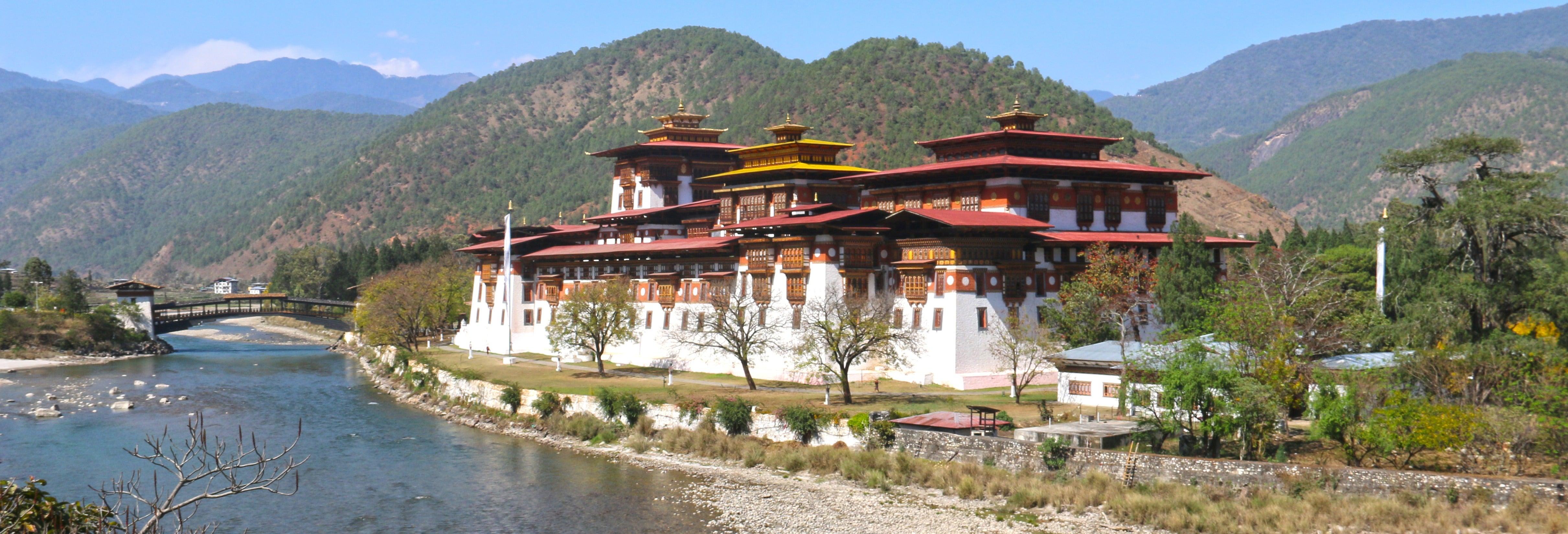 Circuito de 5 días por Bután