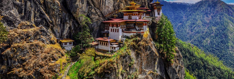 Circuit de 6 jours au Bhoutan