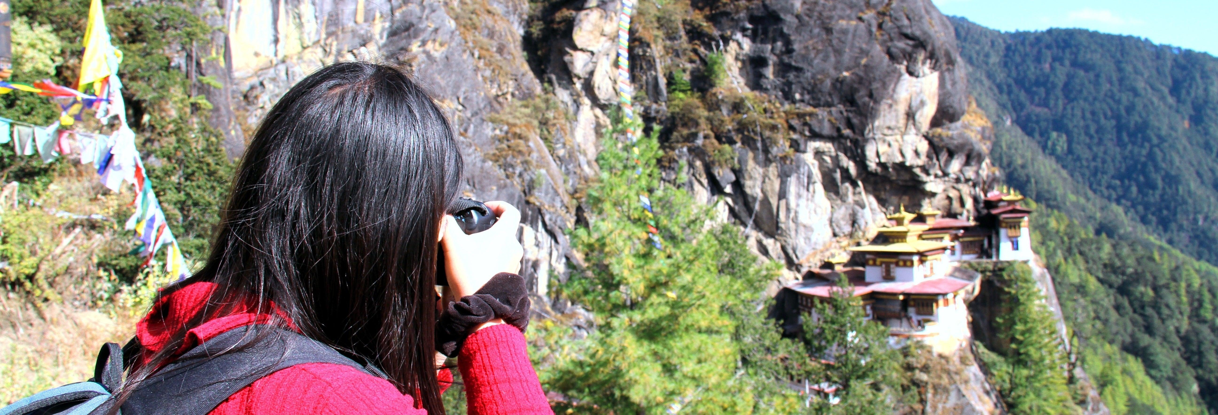 Circuito de 8 días por Bután