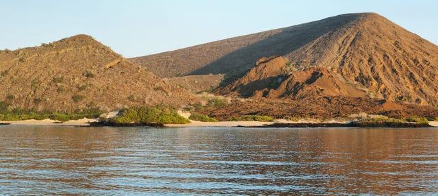 Visite de l'île de Santiago