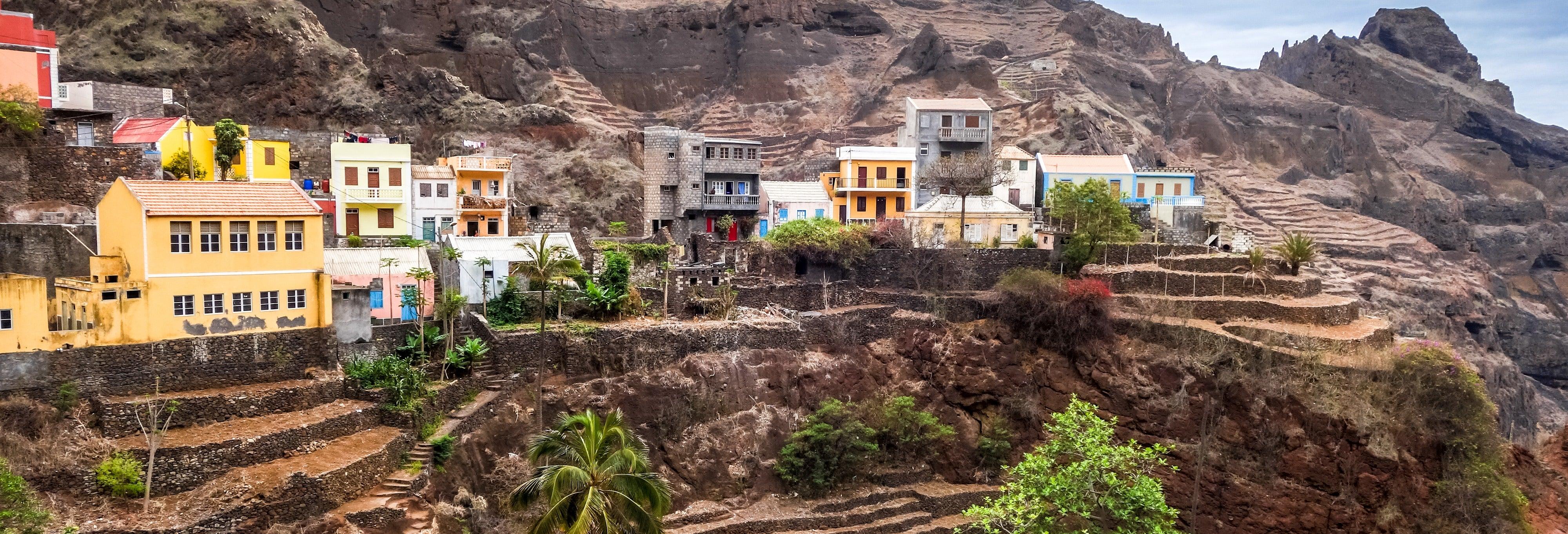 Tour pela ilha de Santo Antão
