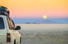 Tour en jeep por la isla de Sal