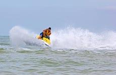 Tour en moto de agua por la isla de Sal