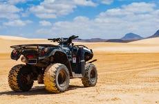 Tour en quad por la isla de Sal