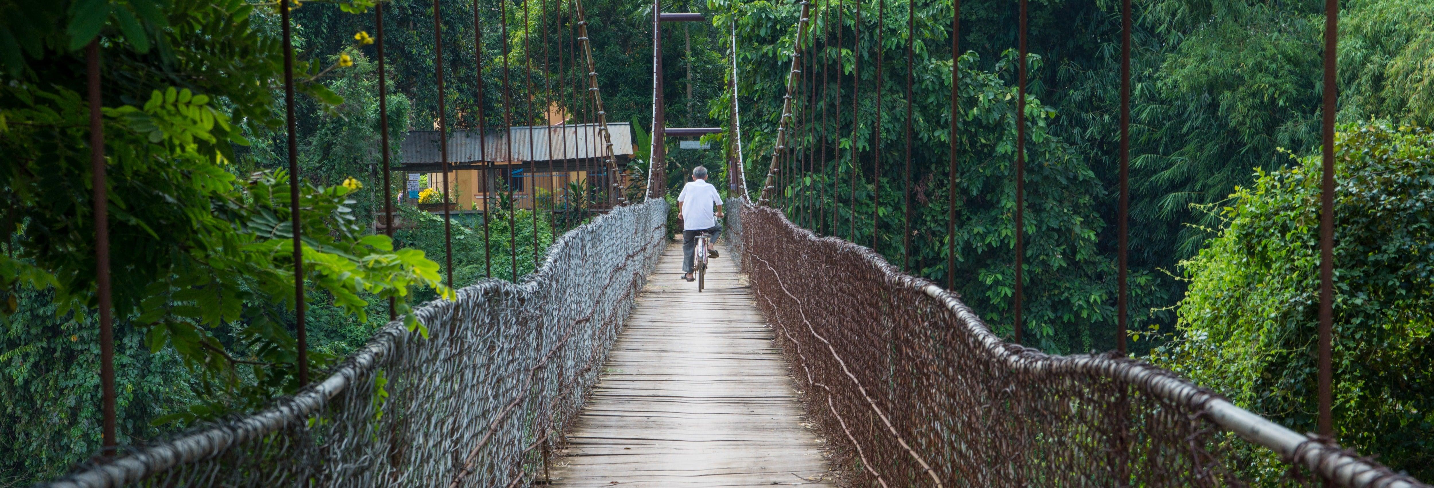Tour de bicicleta por Battambang