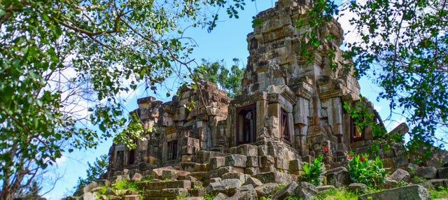 Tour en tuk tuk por Battambang