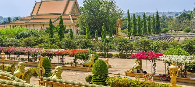 Phnom Baset & Udong Day Trip