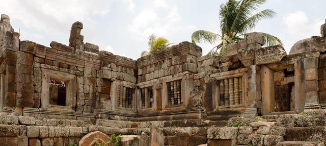 Excursión a Phnom Chisor y Tonle Bati