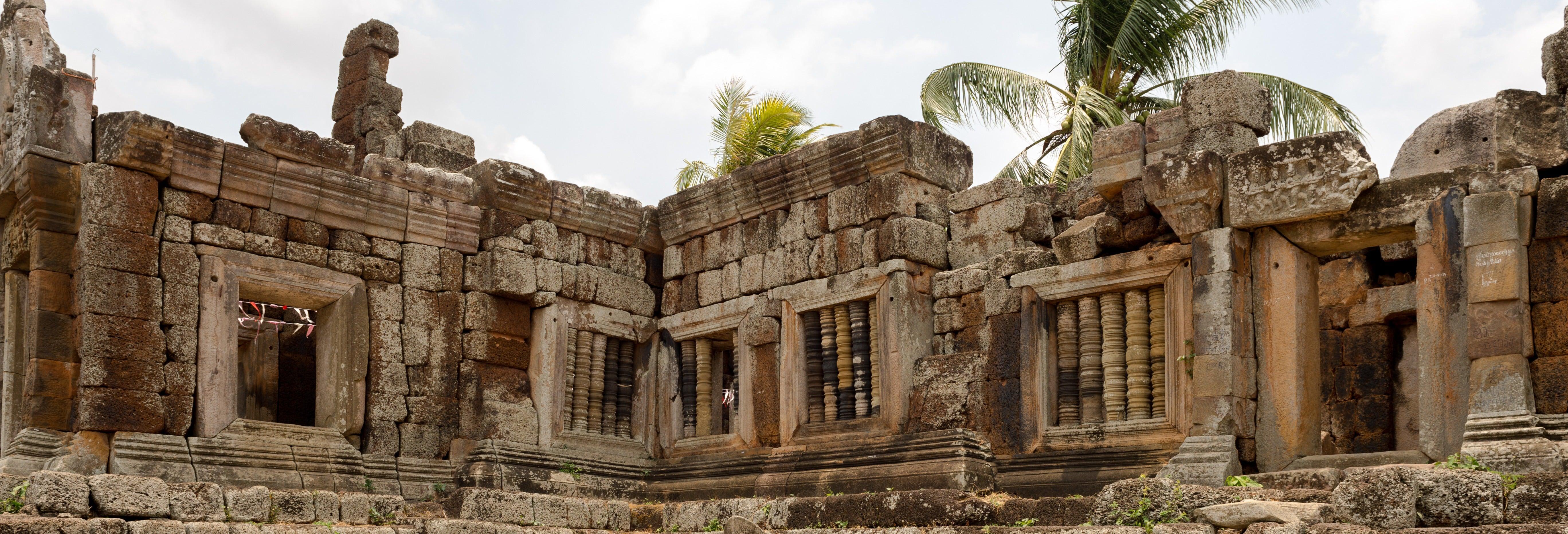 Escursione a Phnom Chisor e Tonle Bati