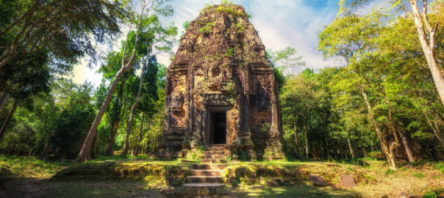 Excursión a Sambor Prei Kuk