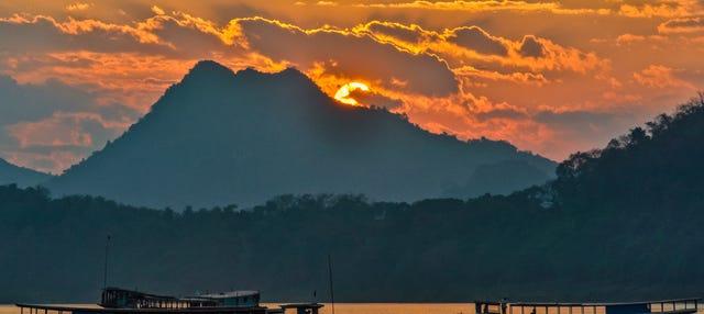 Sunset Mekong River Cruise