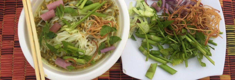 Visite gastronomique nocturne dans Phnom Penh