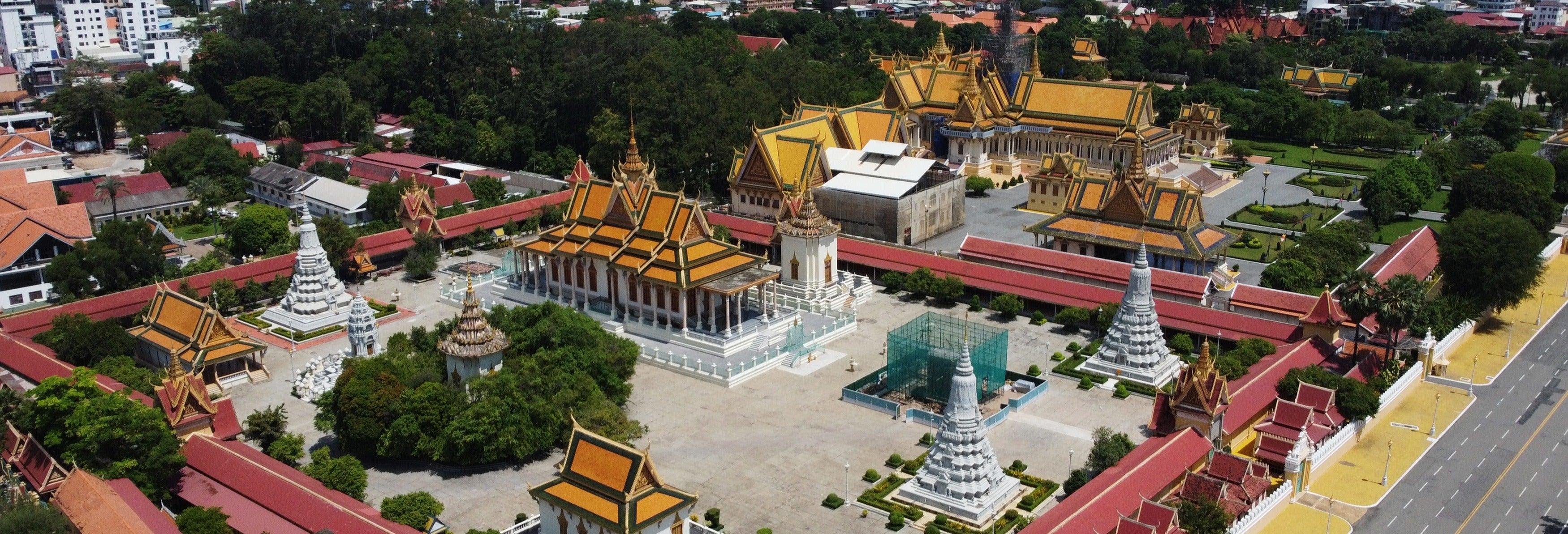 Visita guiada por Phnom Penh