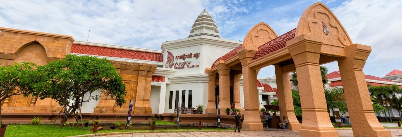 Angkor National Museum Ticket