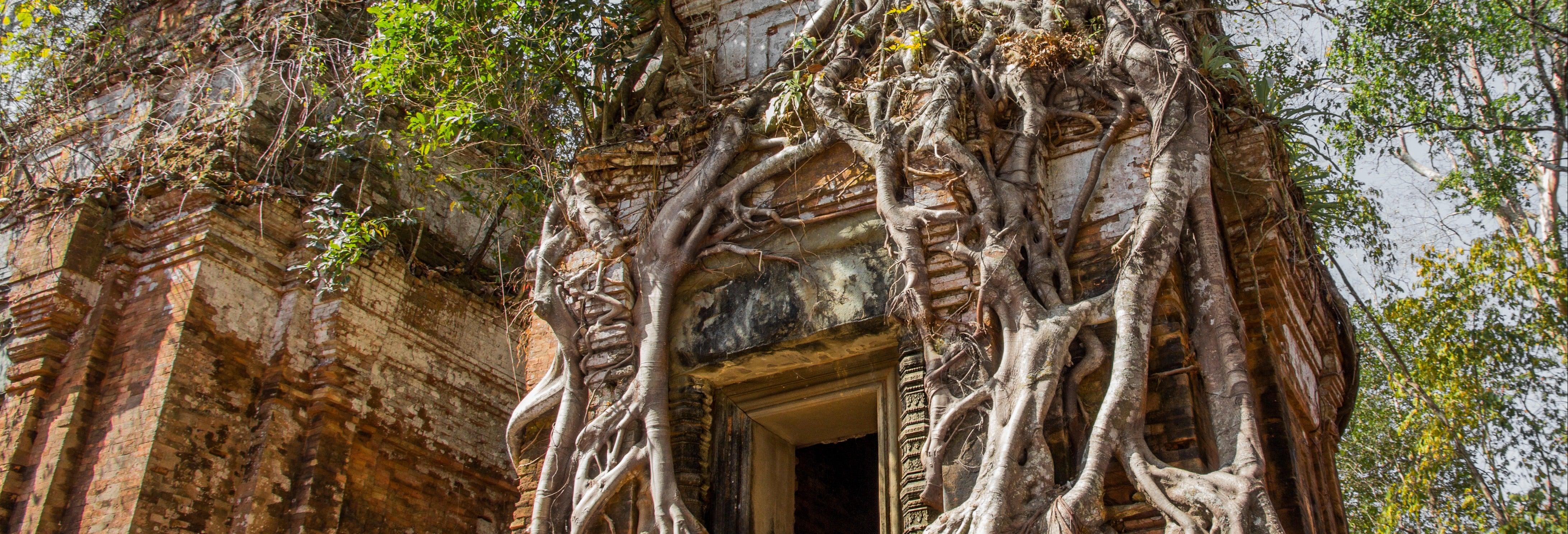 Excursão a Koh Ker