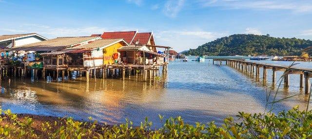 Excursión privada al lago Tonlé Sap