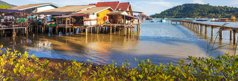 Excursion privée au lac Tonlé Sap