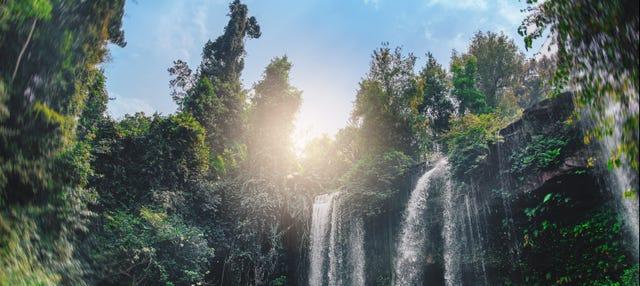 Excursión a Phnom Kulen