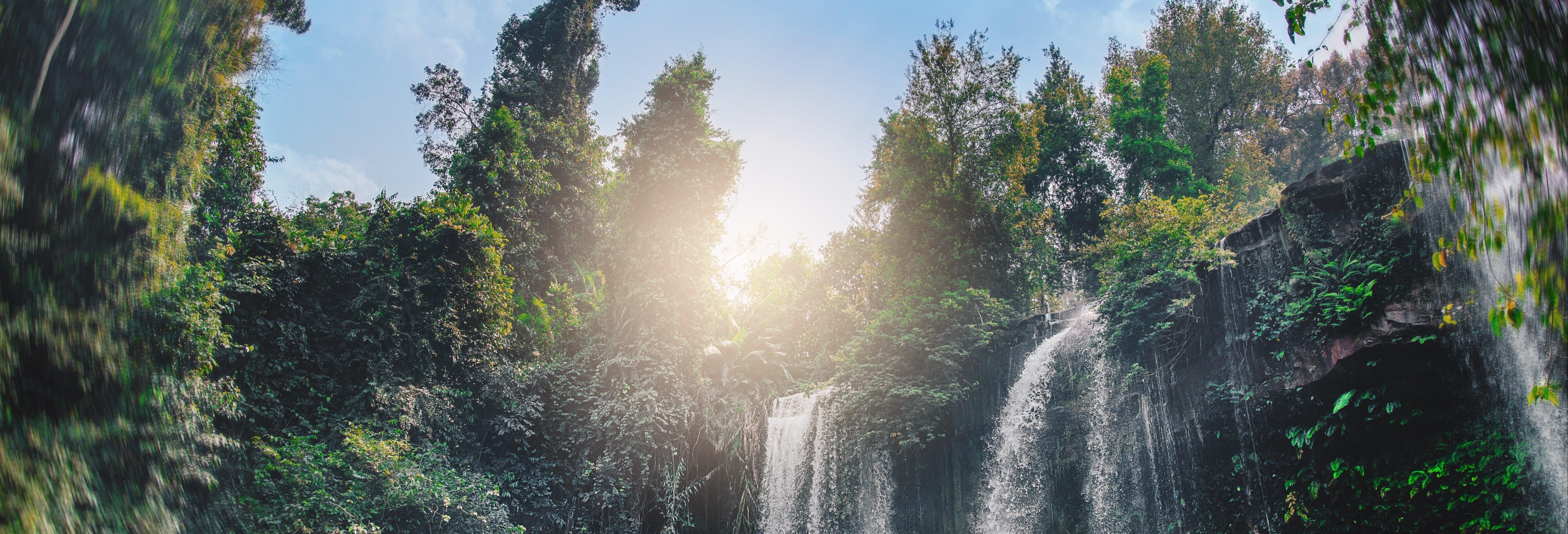 Excursão a Phnom Kulen