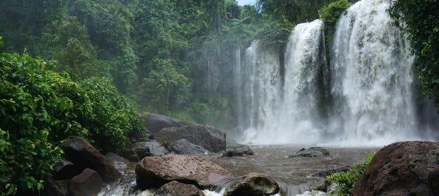 Excursión privada desde Siem Reap
