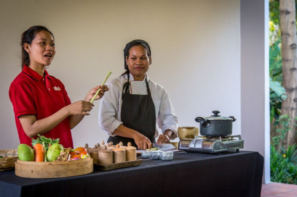 Discovering the best ingredients with your expert chef