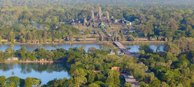 Paseo en helicóptero por Siem Reap