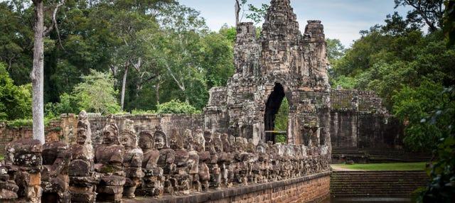Excursion privée de 2 jours aux temples d'Angkor
