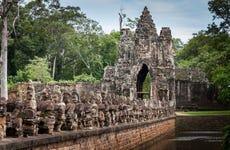 Tour privado de 2 días por los templos de Angkor