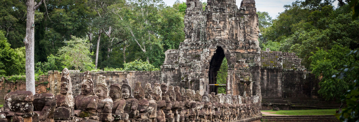 Private 2 Day Tour of Angkor Temples
