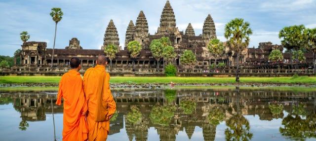 Tour privado de 3 días por los templos de Angkor